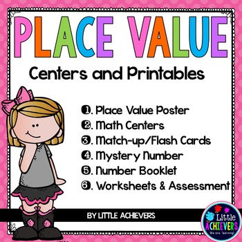 Place Value Games and Worksheets Tens and Ones