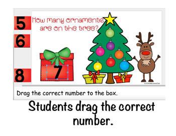 Google Classroom Christmass Tree Counting