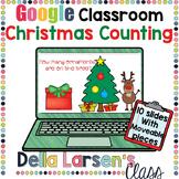 Google Classroom Christmas Tree Counting