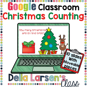 Google Classroom Christmass Tree Counting