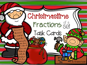 Christmastime Fractions