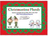 Christmastime Plurals