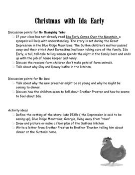 Christmaswith Ida Early - A Novel Approach