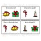 Christmas Vocabulary Recognition Task Cards
