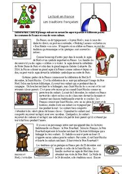 Christmas in France/Le Noel en France