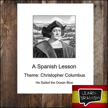 Christopher Columbus - A Spanish Unit
