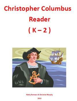Christoper Columbus Book for K-2
