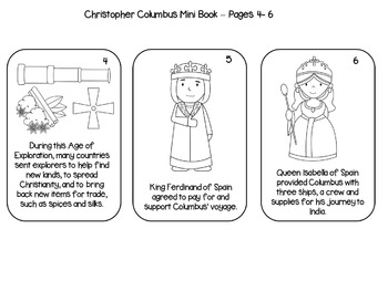 Christopher Columbus Activity | Columbus Day Activity | Columbus Day Crafts
