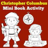 Christopher Columbus Worksheet Activity
