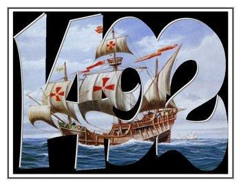 Christopher Columbus- 1492 YeArt