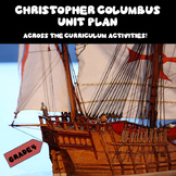 Christopher Columbus:Unit Plan-Grade 4
