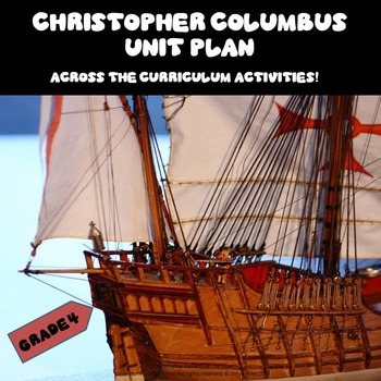 Christopher Columbus:Unit Plan-Grade 4