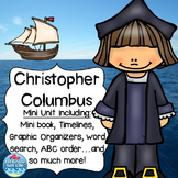 Christopher Columbus / Columbus Day Mini Unit and Activities  VA SOL 2.4a