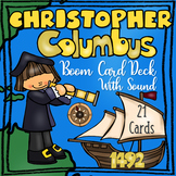 Christopher Columbus 21 - Card Boom Deck with Sound