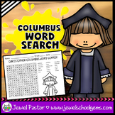 Christopher Columbus Activities (Christopher Columbus Word