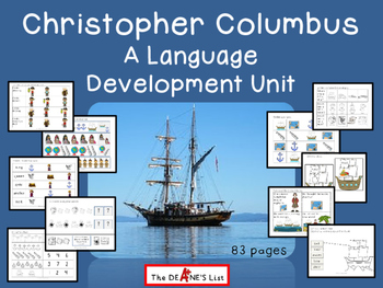 Christopher Columbus: A Language Development Unit