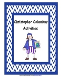 Christopher Columbus Activities for the Primary Classroom