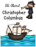 Christopher Columbus Activity Bundle