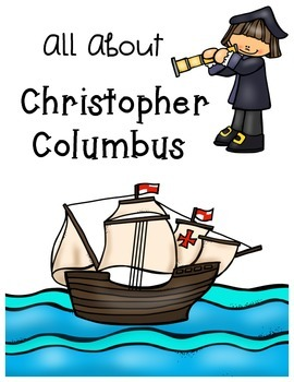 Christopher Columbus Activity Bundle