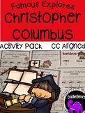 Christopher Columbus Activity Pack (Kindergarten/First Grade)