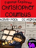 Christopher Columbus Activity Pack (Kindergarten/First Grade)