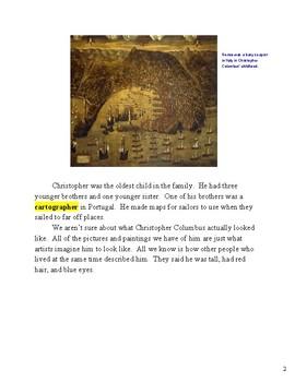 Christopher Columbus Biography