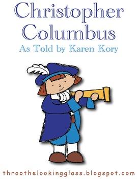 Christopher Columbus Book