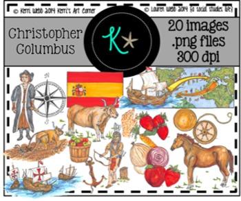 Christopher Columbus Clip Art