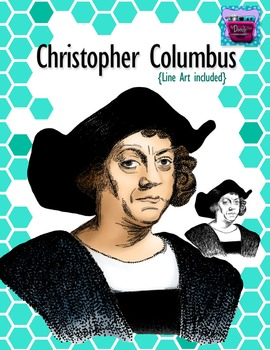 Christopher Columbus Clipart - Realistic Image
