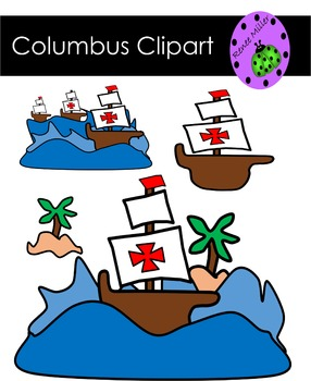 Christopher Columbus Clipart