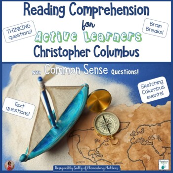 Christopher Columbus Common Sense for Active Learners