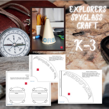 Columbus Day Craft and Activity
