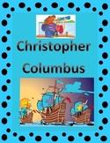Christopher Columbus Craftivity