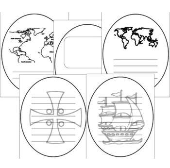 Christopher Columbus - Create a Book!