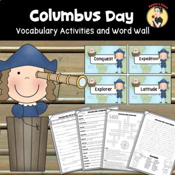 Christopher Columbus Day Activities