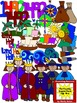 Christopher Columbus Day Clip Art Social Studies Commercial Use