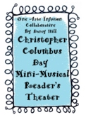 Christopher Columbus Day Mini-Musical Reader's Theater