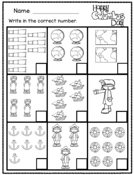Christopher Columbus: Differentiated Worksheets and Activities