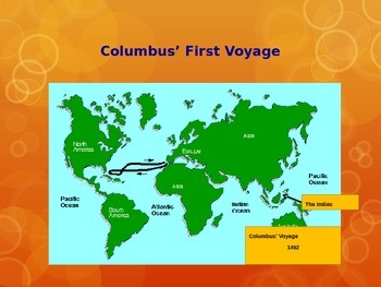 Christopher Columbus - Discovery of a New World - REVISED