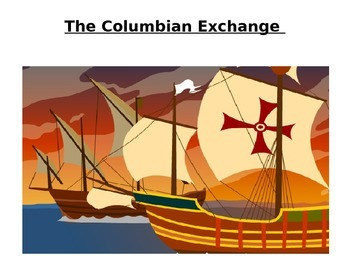 Christopher Columbus Exploration