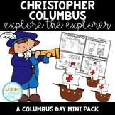 Christopher Columbus {Explore the Explorer}