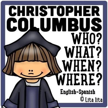 Christopher Columbus Fold&Learn