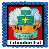 Christopher Columbus, Hat Craft, Fall Craft