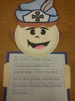 Christopher Columbus Hat pattern, Navigation scope and Paper Plate Pattern