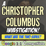 Christopher Columbus: Hero or Villain? Think like a historian with Columbus DBQ!