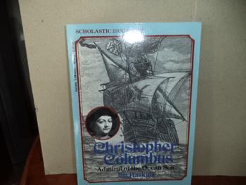 Christopher Columbus   ISBN 0-590-42396-2