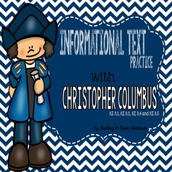 Christopher Columbus: Informational Text Practice