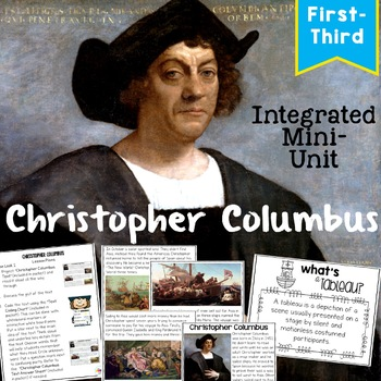Christopher Columbus: Integrated ELA and SS Mini-Unit for Primary Grades