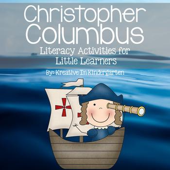Christopher Columbus- Literacy Activities