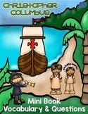 Christopher Columbus Mini Book